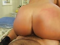 Busty blond mature daily dick is what she gets