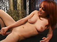 Cytherea and her wet pussy