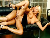 Mandy Bright gets it in every hole