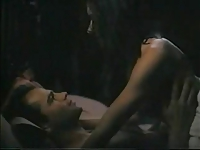 Mia Sara - Caroline At Midnight (Topless Sex)