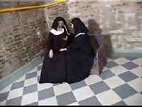 Hairy Nuns and Black Cock Vintage xLx