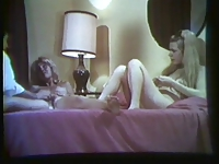 Vintage: Annie and Jenny Love Cock 1