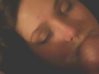 My amateur EX barely past Teen facial